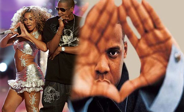 JAY-Z reportedly filed documents to trademark the diamond hand sign!