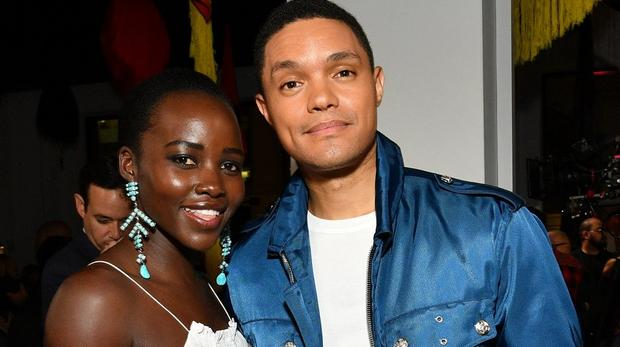 Trevor Noah's book turning into a movie and will feature Lupita Nyong'o