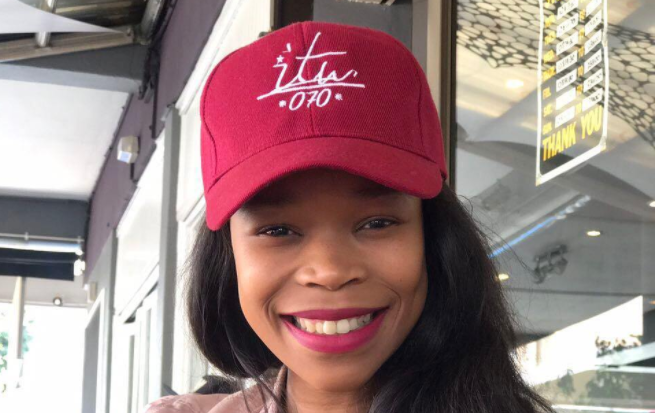 Fifi Cooper praises the EFF for helping her take on Ambitiouz Entertainment.