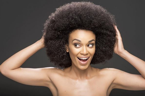 Has Pearl Thusi found herself 'The One'?