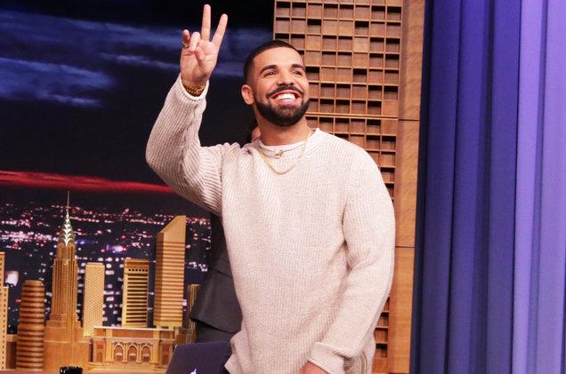 Has Drake gone full Vegan?