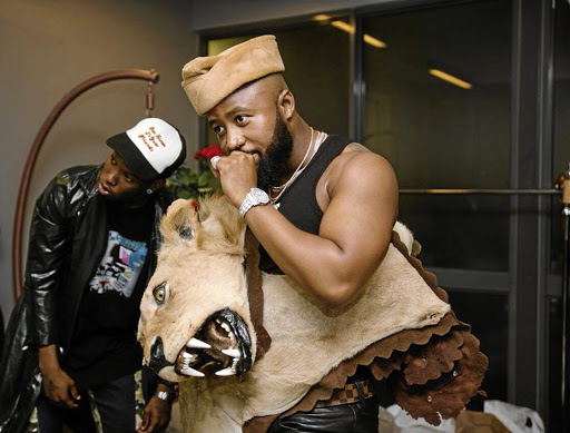 "Mr ""Hit Maker"" Cassper Nyovest reminded its time to up his debt"