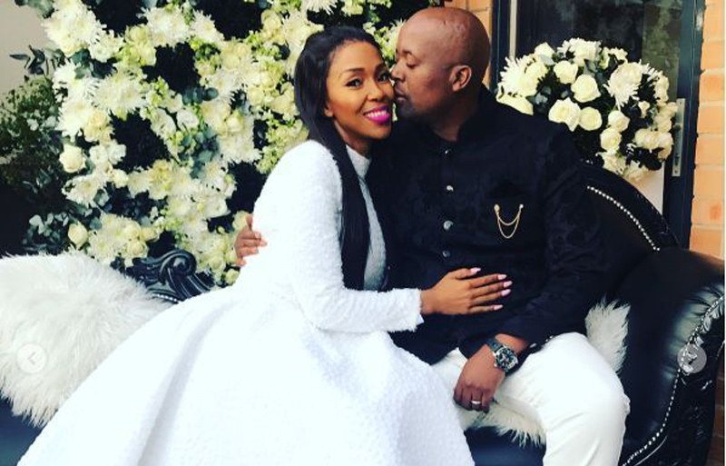 Nhlanhla And Tk Nciza Decide To Split After 15 Years Of Marriage Entertainment Sa