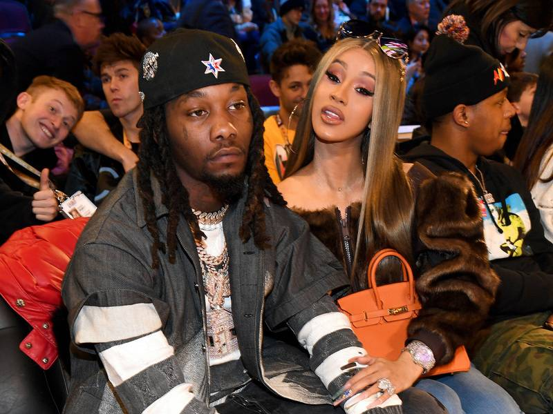 Offset Responds To Allegations He's Cheating On Cardi B