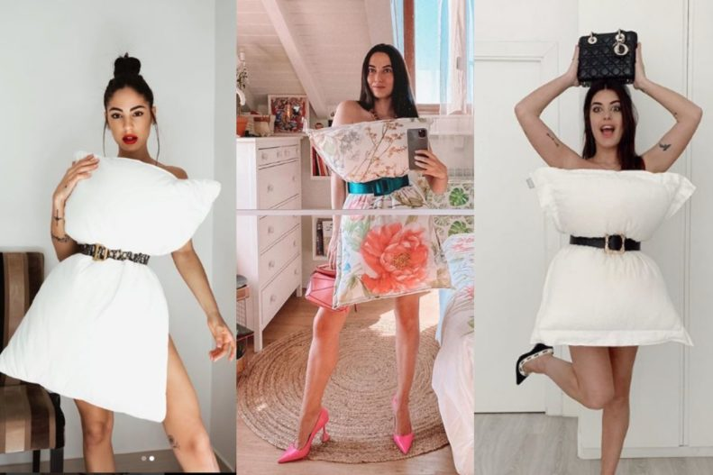 Peeps out there are dressing up in their pillows – and it's ...