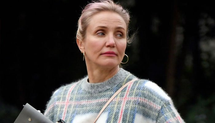 Cameron Diaz says she's happy and she found peace only ...