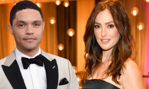 Trevor Noah and Minka Kelly are getting serious after dating for months