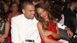 Rihanna claims Chris Brown as the love of her life