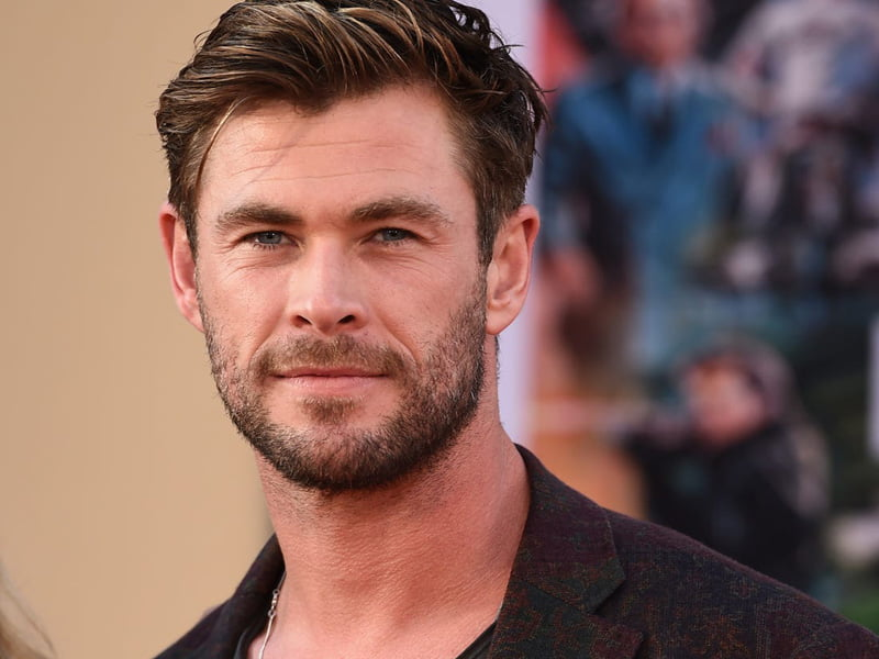 Chris Hemsworth is not about to walk away from Thor