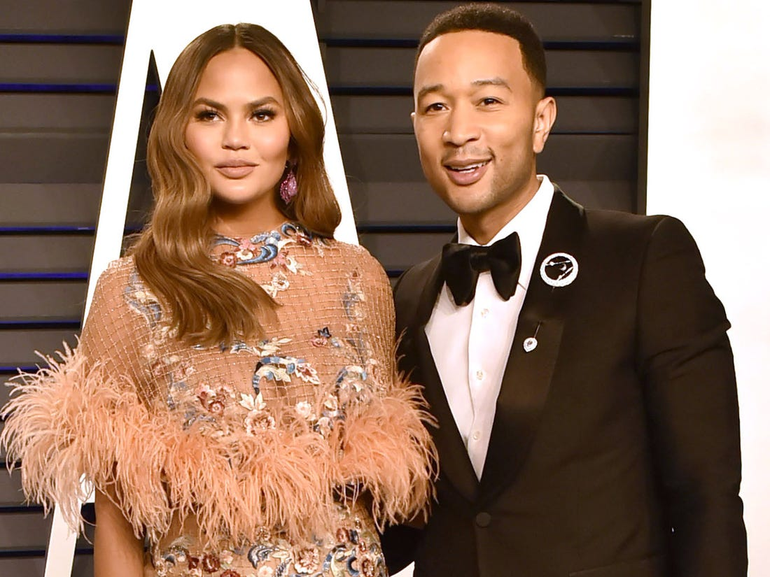 Chrissy Teigen Accidentally Reveals the Sex of Baby No. 3 With John Legend