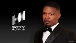 Jamie Foxx signs a deal with Sony Pictures Entertainment