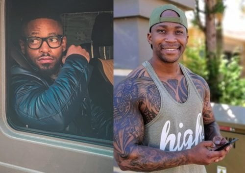"""""""Enough twitter""""- Did NaakMusiq just threaten to beat up Prince Kaybee during their twar?"""