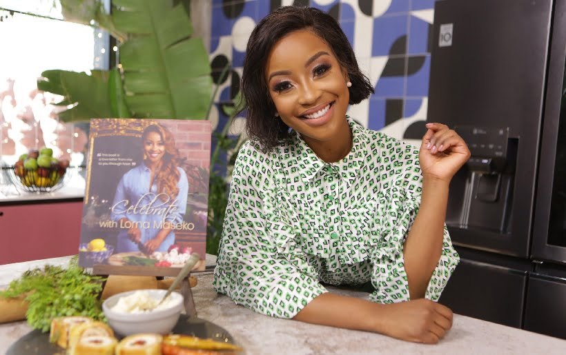 Lorna Maseko announces partnership with Justine South Africa