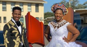 Mamkhize and her son nominated for international awards