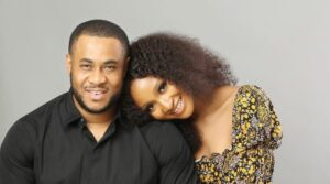 Check it out: Powede Awujo & Ikenna are too adorable on their wedding anniversary