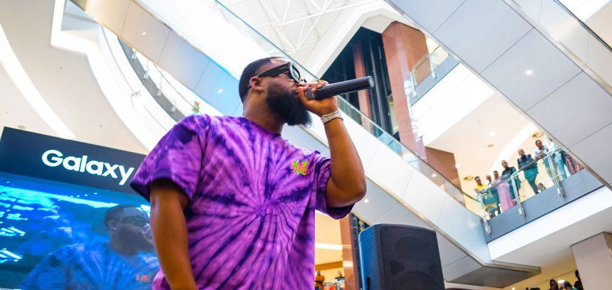 [SEE] Cassper Nyovest reveals why he's not ready to expose his son to the world of social media