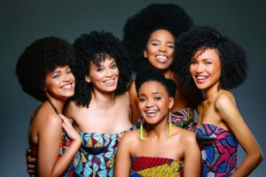 From Pearl Thusi to Rihanna, these are proud Black celebs with the most beautiful natural hair