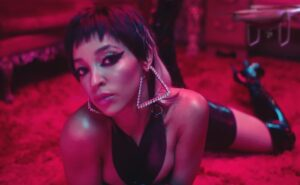Tinashe graces the cover of Gay Times autumn issue