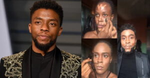 Talented make-up artist remakes Chadwick Boseman's face