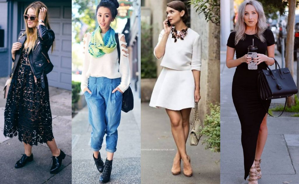 Seven Outfits you can wear on your first date