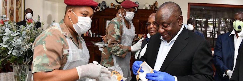 Ramaphosa wants SA to join Jerusalema Challenge on Heritage Day