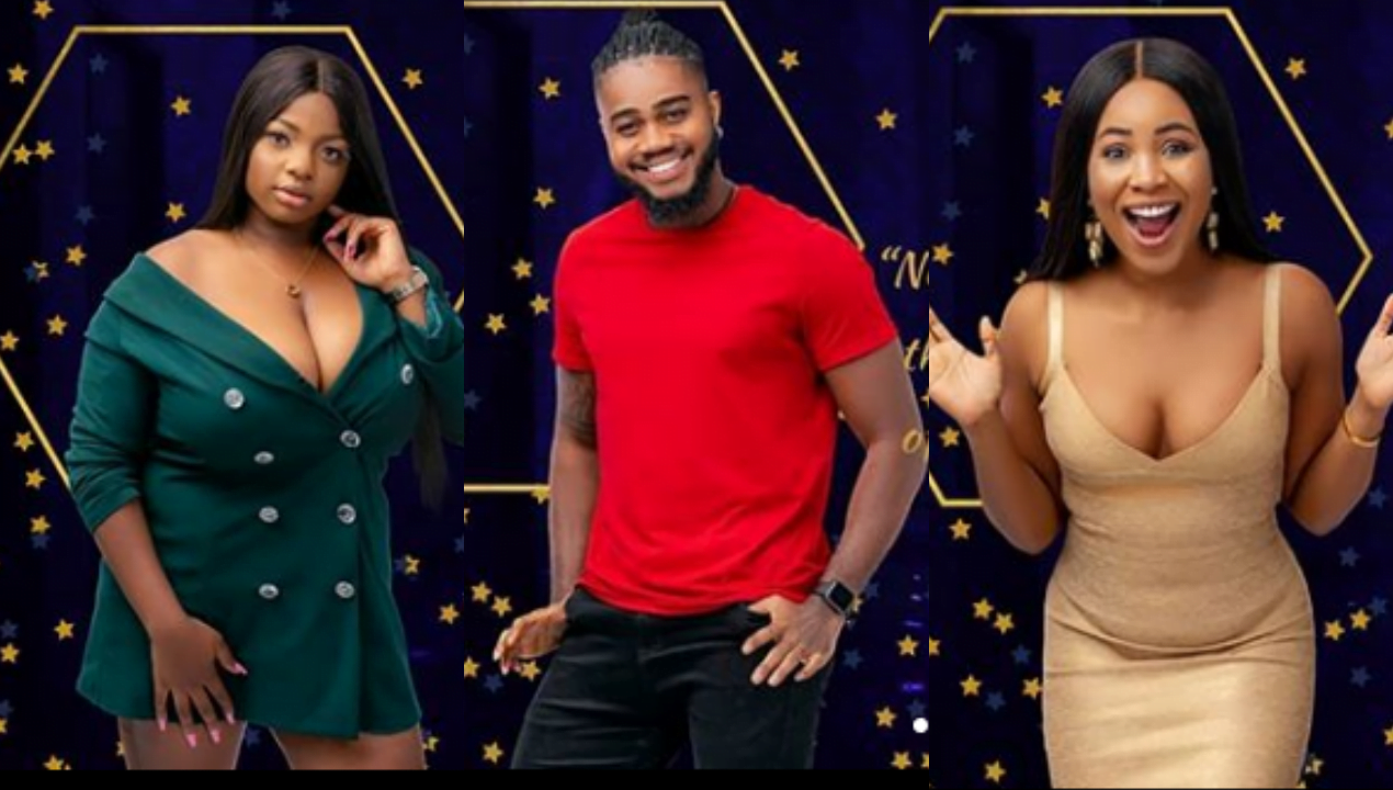 Big Brother Naija day 56: Nengi qualifies for the finale while four housemates face eviction