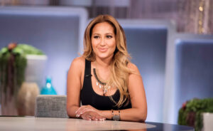 From 'The Real' to primetime at Fox, Adrienne Houghton is making big TV moves