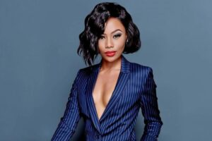 Bonang voted one of the most admired women in the world