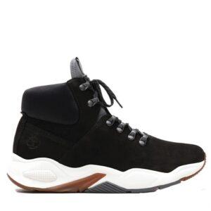 4.Delphiville Hightop Sneaker Black from Timberland