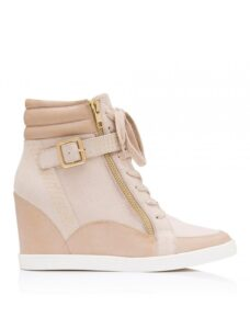 8.Kayla Wedge Sneakers from Forever New