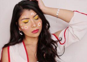 Sheinna Mungroo's eyeshadow makeup tutorial gets Maybelline 'coverage'