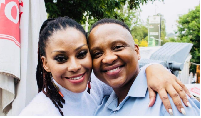 LGBTI Rocks! Letoya Makhene's girlfriend ready to pay some lobola and tie the knot!