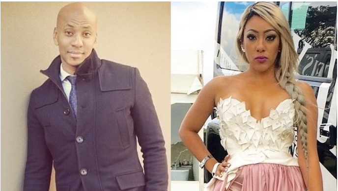 It's over guys! Mbali Nkosi and Kaizer Motaung Jnr pull the plug on their relationship!