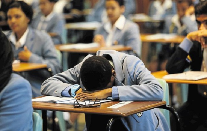 Check out these 10 tips to help manage your stress during Matric Exam days
