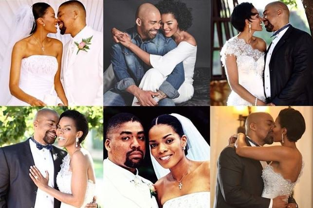19 years of love & success: Shona and Connie Ferguson celebrate wedding anniversary