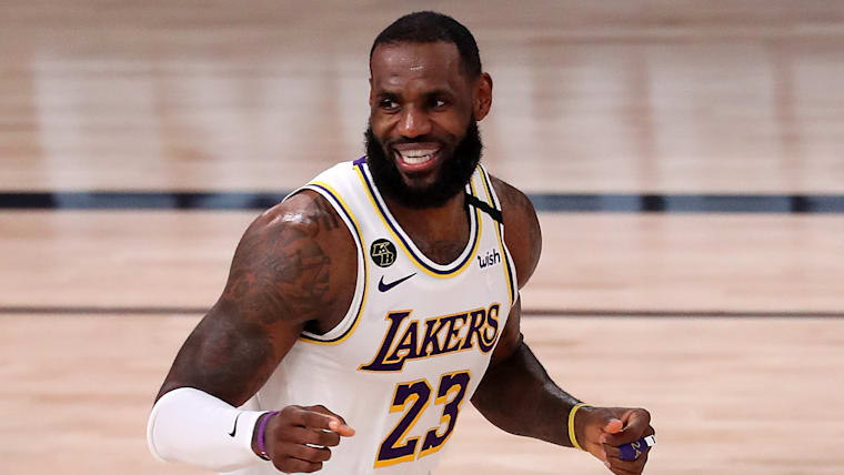 Time Magazine names LeBron James Athlete of the Year for 2020