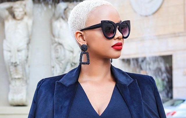 Mihlali Ndamase lands herself first TV hosting gig
