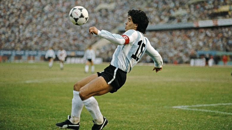 Dead man's wish: Diego Maradona's body could be dug up and displayed with trophies
