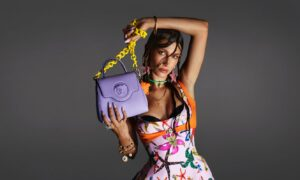 SEE| Hailey Bieber and Kendall Jenner star in a wet and wild campaign for Versace