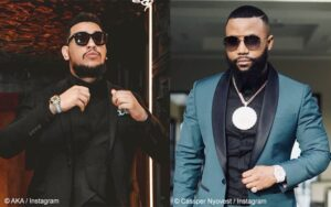 AKA and Cassper Nyovest have different views about the Covid-19 vaccine, who's side are you on?