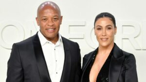 Dr Dre will be paying wife Nicole Young $2m in spousal support