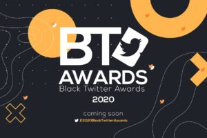 Who's going with us to the prestigious 2020 Black Twitter Awards tonight?