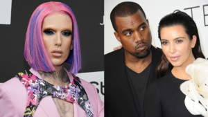The cat is out of the bag: Kanye cheating with Jeffree Star?
