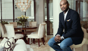 TT Mbha bags a new gig as the host of Mzansi Magic's new show called Mzansi Cribs Makeover