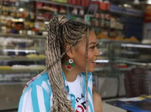 Sho Madjozi to appear on Muvhango this week!