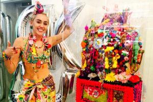 Miley Art Exhibition