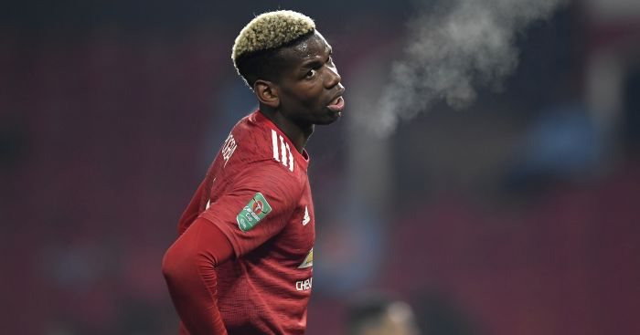 """I've always said Paul Pogba is a big player for us,"" - Solskjaer"