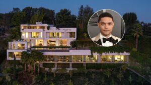 Trevor Noah purchases L.A. mansion worth $27.5 Million