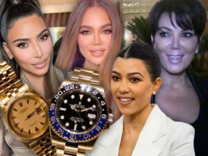 It's a wrap: The Kardashians gave Rolexes to the entire 'KUWTK' Crew