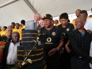 Happy 51st Birthday to 'Amakhosi' Kaizer Chiefs for life!